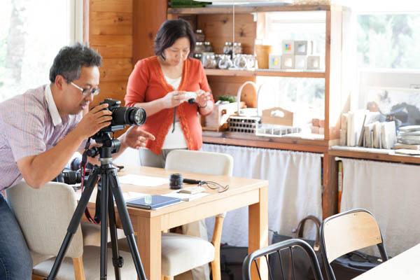 NoThrow 名古屋のプライベートカメラ教室