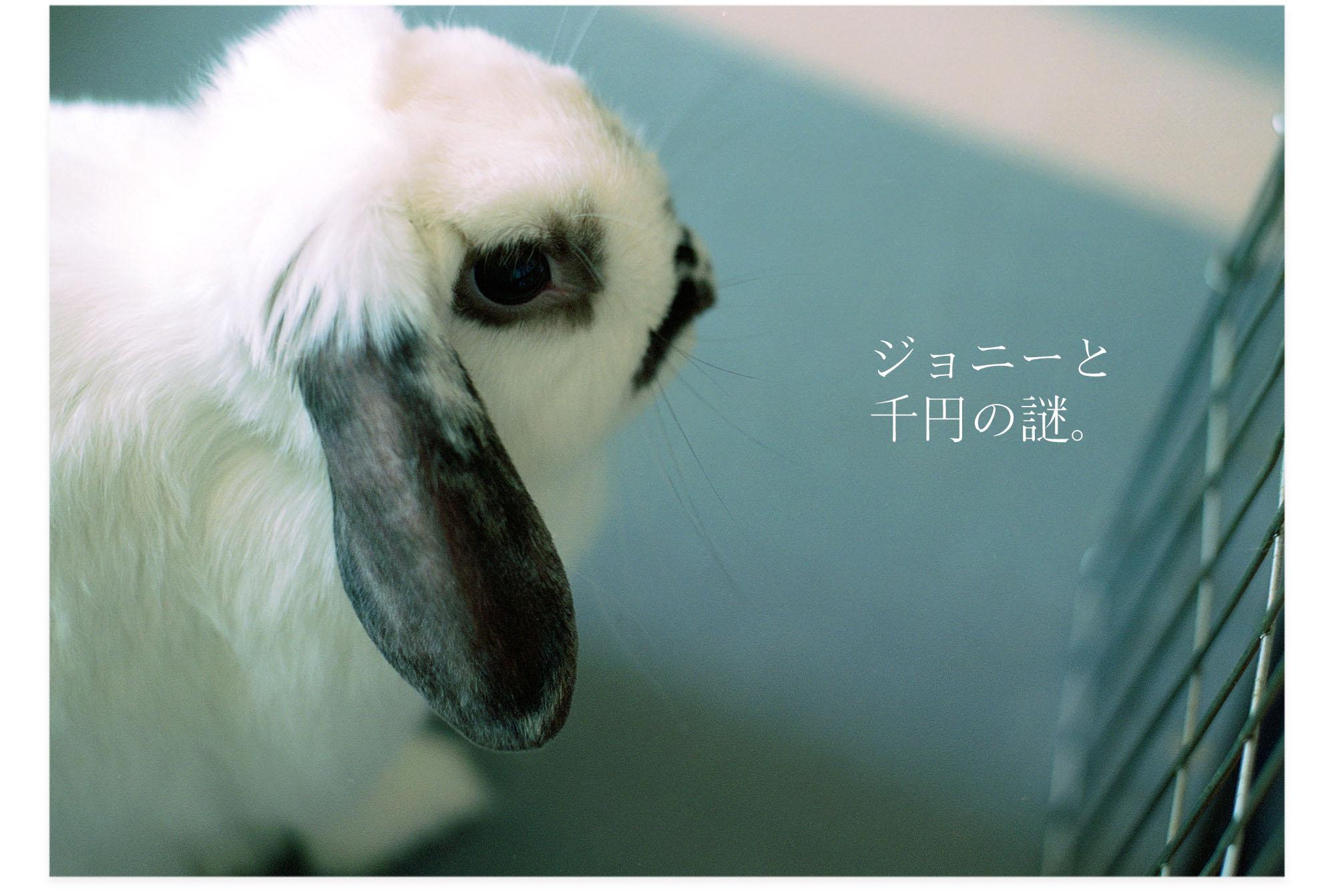 20130721_ジョニーと千円の謎