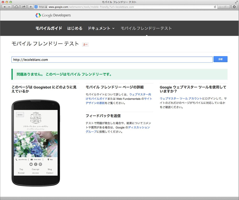 20150416_Googleモバイルフレンドリーテスト