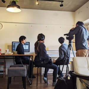 NHK「おはよう日本」タイムラプス